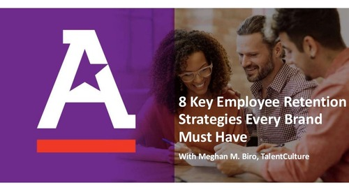 8 Key Employee Retention Strategies Every Brand Must Have