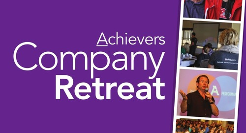 Achievers Retreat 2013