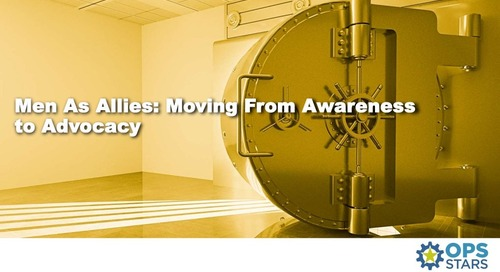 Men as Allies: Moving From Awareness to Advocacy