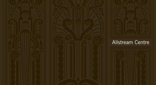 Allstream centre sales kit
