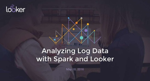 Analyzing Log Data with Spark and Looker