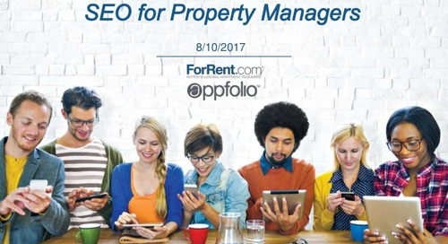What's Going on with Google? SEO for Property Managers