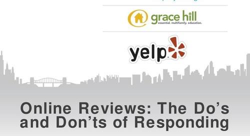 Property Management Deep Dive Into Yelp.com Reviews