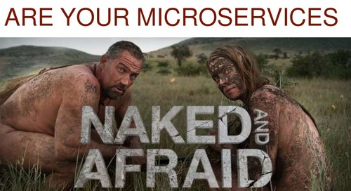 Are Your Microservices Naked and Afraid?