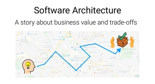 Software Architecture: A Story About Business Value and Tradeoffs