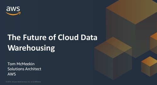 AWS Data-Driven Insights Learning Series_ANZ Sep 2019 Part 2
