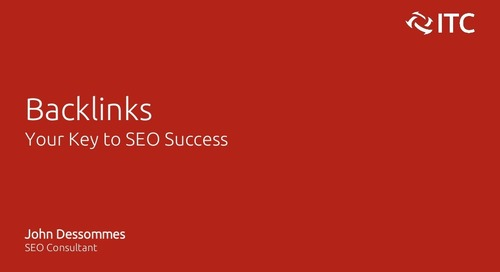 Backlinks: Your Key to SEO Success