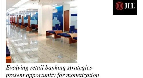 Bank retail strategy: The corporate finance and net lease perspective