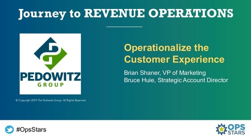 [Workshop] Operationalize the Customer Experience