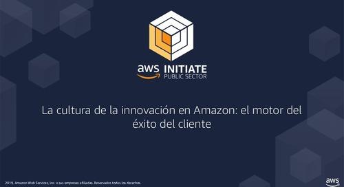 La Cultura de la Innovación en Amazon: Impulsando el éxito de los clientes