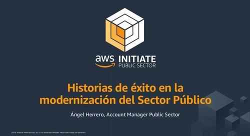Historias de éxito en la modernización del Sector Público
