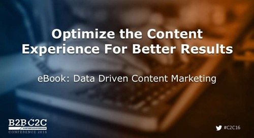 Optimize the Content Experience For Better Results