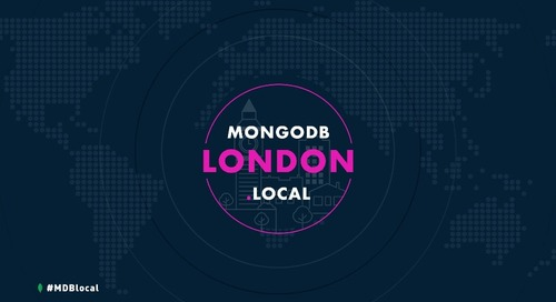 MongoDB .local London 2019: Go on a Data Safari with MongoDB Charts!