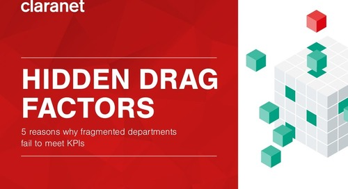 Hidden drag factors: 5 reasons why fragmented departments fail to meet KPIs
