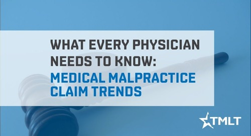 Medical Malpractice Claim Trends