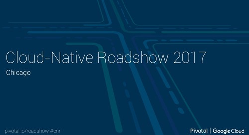 Microservices: Cloud-Native Roadshow (Chicago)