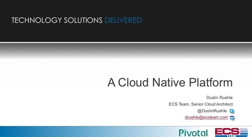 Cloud-Native Workshop - Santa Monica