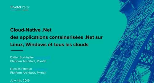 Cloud-Native .Net des applications containerisées .Net sur Linux, Windows et tous les clouds