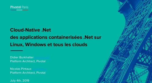 Cloud-Native .Net des applications containerisées .Net sur Linux, Windows et tous les clouds
