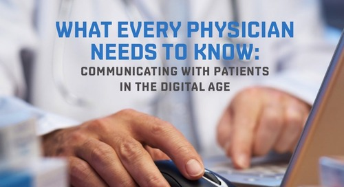 Communicating with patients in the digital age