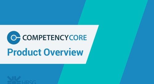 CompetencyCore Job Description Software