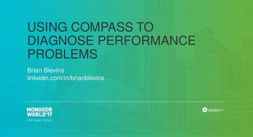 Using Compass to Diagnose Performance Problems