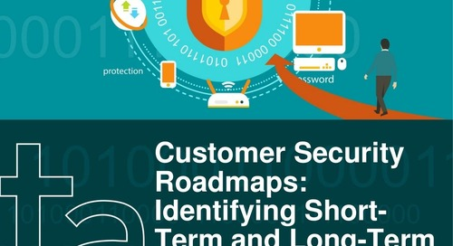 Customer Security Roadmaps