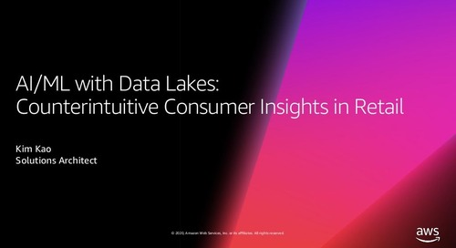 透過資料平台掌握關鍵數據消費者洞察極大化