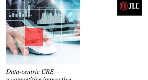 Data-centric CRE: A competitive imperative