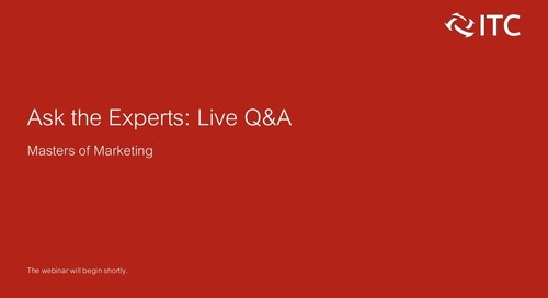 Ask the Experts: Insurance Websites, Email Marketing, SEO