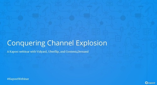 Conquering Channel Explosion