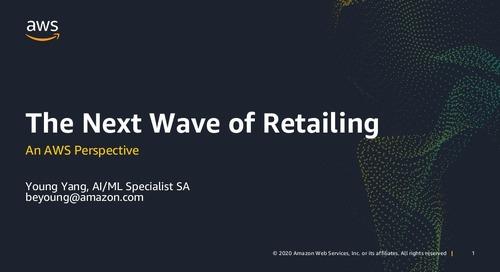 Amazon電商案例互動與體驗的新零售時代