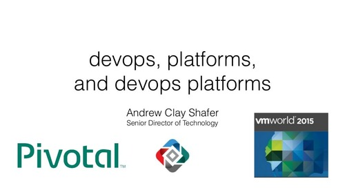 devops, platforms and devops platforms