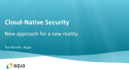 Cloud-Native Security