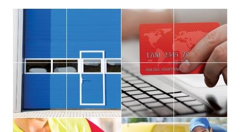 E-commerce boom triggers transformation in retail logistics