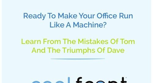 Running Your Office Like A Machine