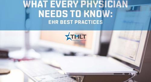 EHR best practices