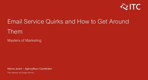 Email Service Quirks and How to Get Around Them
