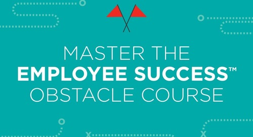 Employee Success Obstacle Course