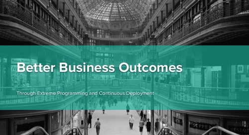 Enabling Business Outcomes Through Extreme Programming and Continuous Delivery