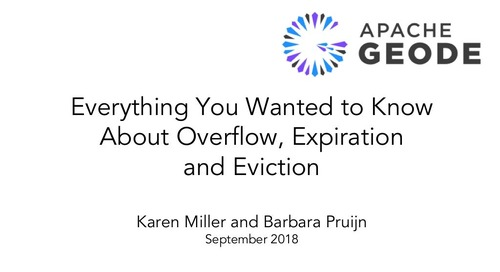 Everything You Wanted to Know About Overflow, Expiration and Eviction