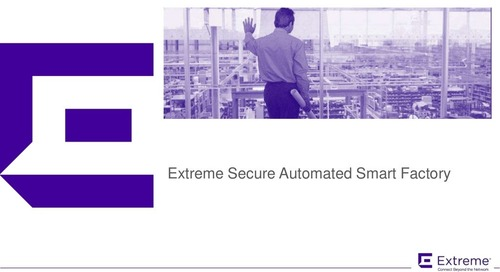 Extreme Secure Automated Smart Factory