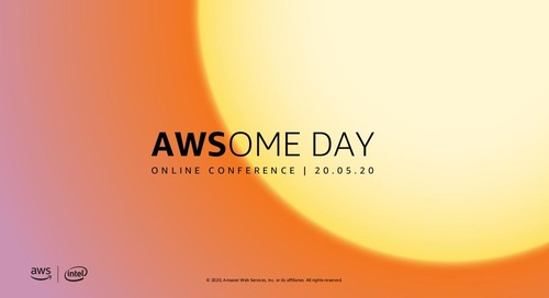 AWSome Day Online 2020_Module 1: Introduction to the AWS Cloud