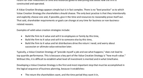 Fortinet Partner Best Practices - Value Creation Strategy