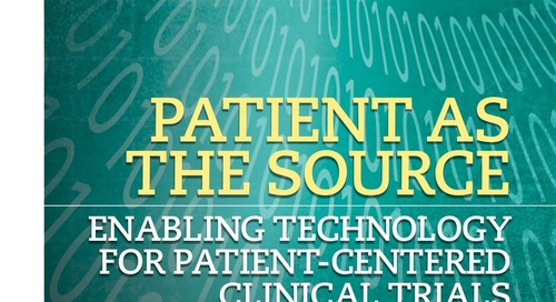Enabling Technology for Patient-Centered Clinical Trials