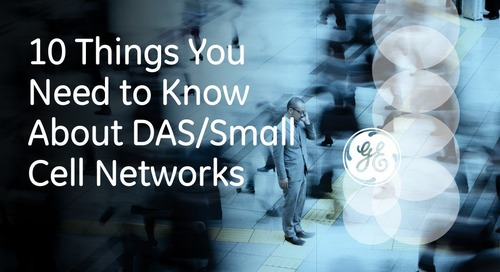 What is the key challenge facing the DAS & Small Cell market today?