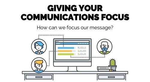 Giving Your Communications Focus | Session 6 - Church Online Communications Comprehensive