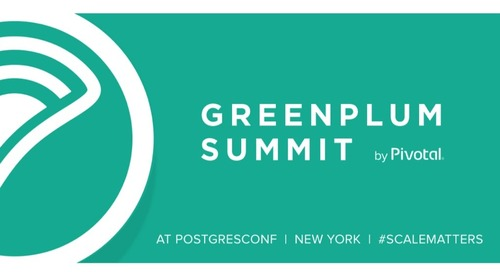 Greenplum for Kubernetes - Greenplum Summit 2019