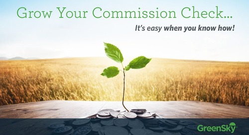 Grow Your Commission Check