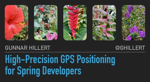 High-Precision GPS Positioning for Spring Developers